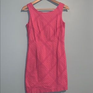 Lilly Pulitzer Pink Shift Dress
